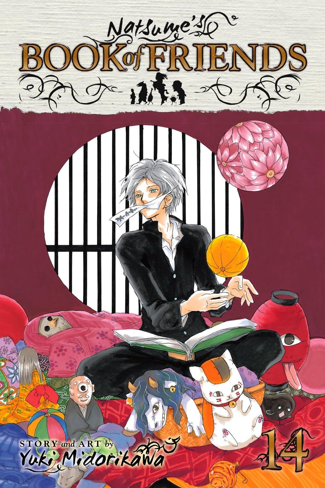 Natsume's Book of Friends Vol. 14