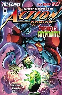 Action Comics (2011-2016) No.6