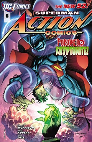 Action Comics (2011-2016) No.6