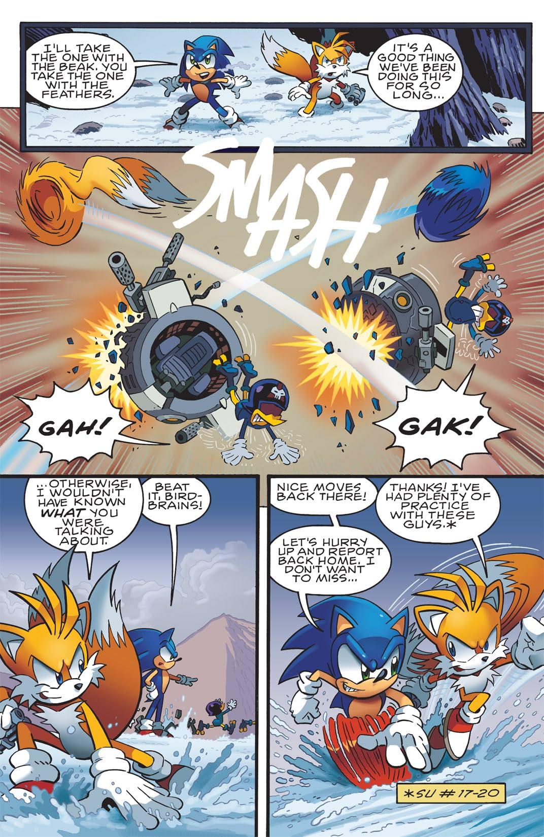 Sonic the Hedgehog #233