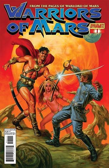 Warriors of Mars #1
