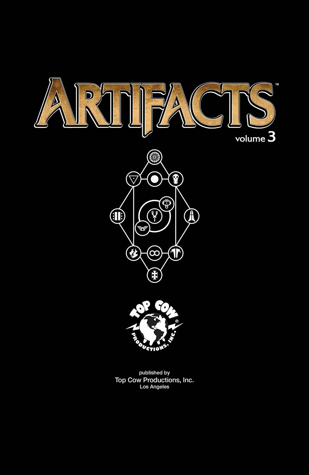 Artifacts Vol. 3