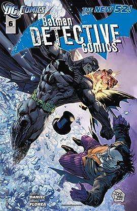 Detective Comics (2011-2016) #6