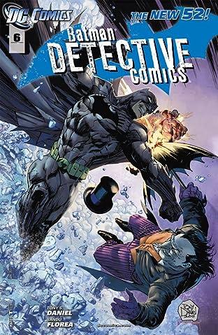 Detective Comics (2011-2016) No.6
