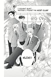Ouran High School Host Club Vol. 1