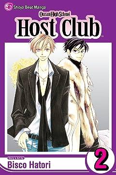 Ouran High School Host Club Vol. 2