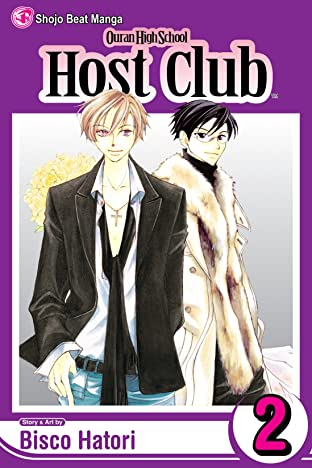 Ouran High School Host Club Tome 2
