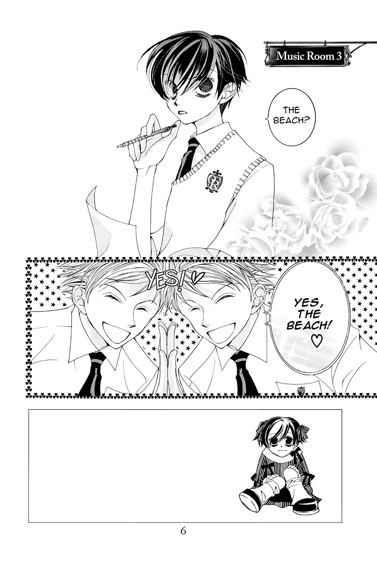 Ouran High School Host Club Vol. 3