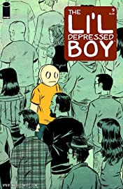 The Li'l Depressed Boy #9