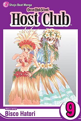 Ouran High School Host Club Tome 9