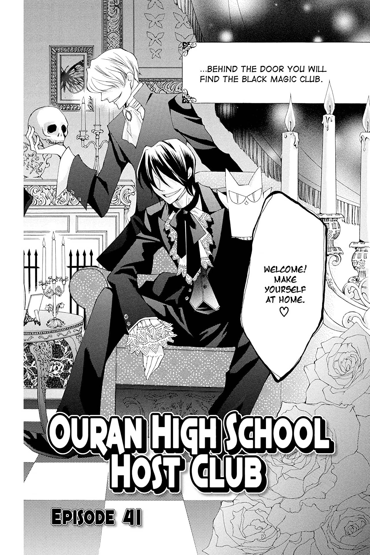 Ouran High School Host Club Vol. 10