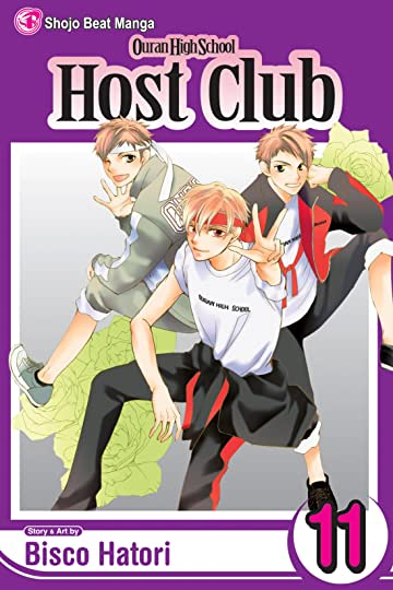 Ouran High School Host Club Vol. 11