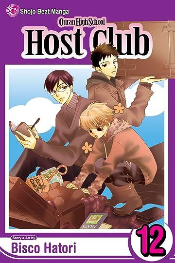 Ouran High School Host Club Vol. 12