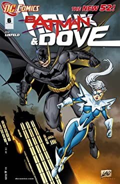 Hawk and Dove (2011-2012) #6
