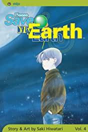 Please Save My Earth Vol. 4