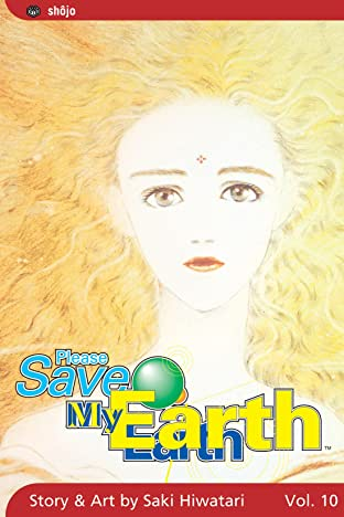 Please Save My Earth Vol. 10