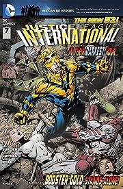 Justice League International (2011-2012) #7
