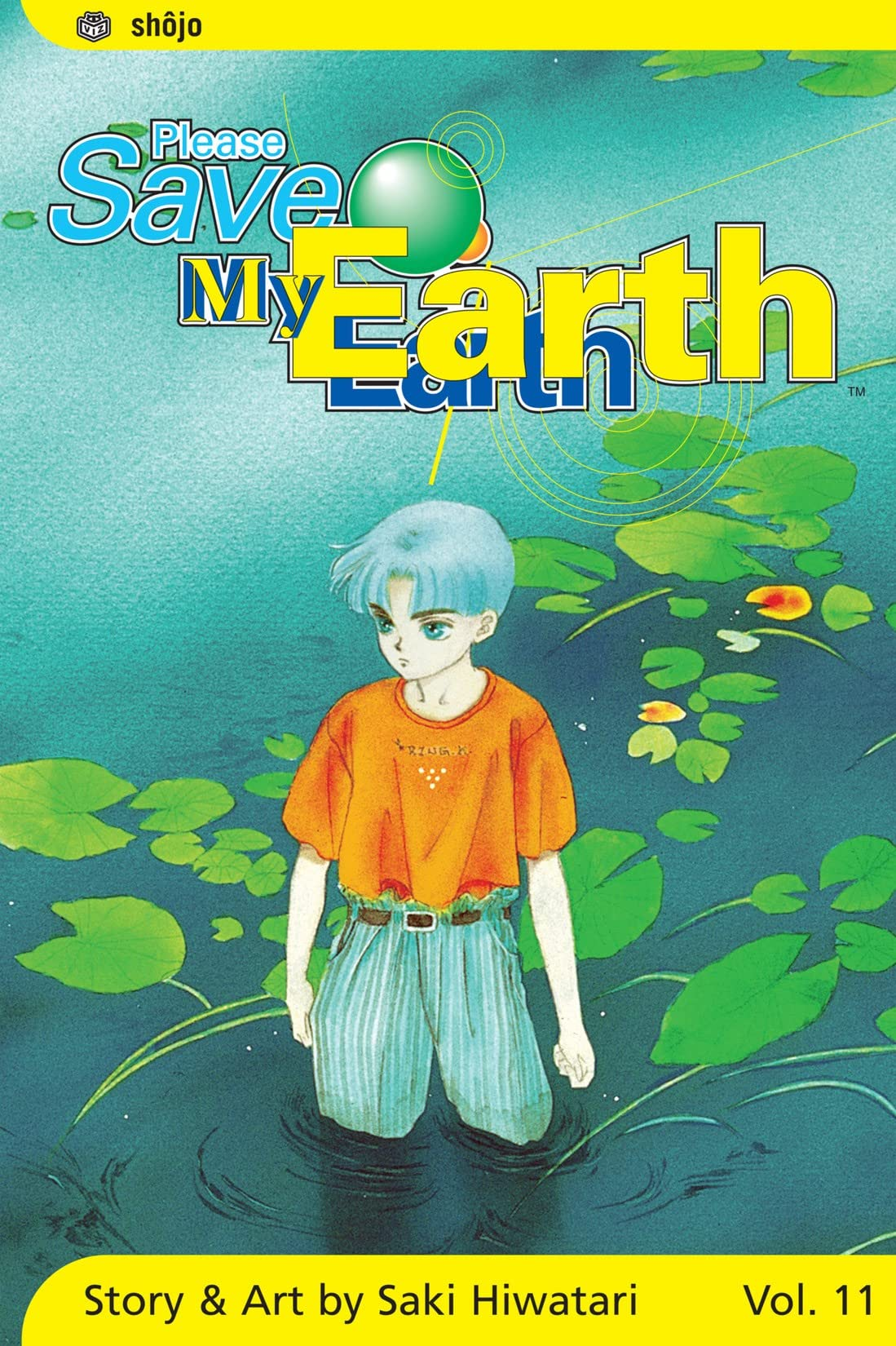 Please Save My Earth Vol. 11
