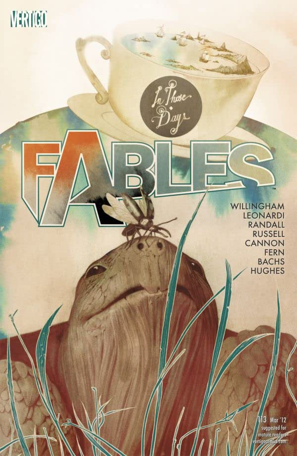 Fables #113