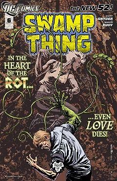 Swamp Thing (2011-2015) No.6