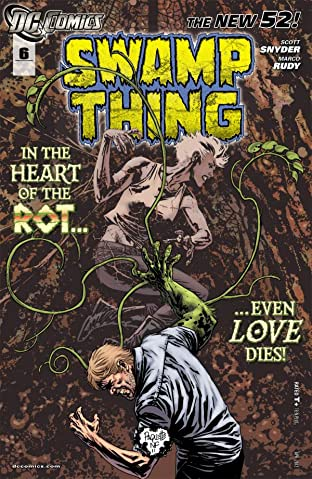 Swamp Thing (2011-2015) No.6