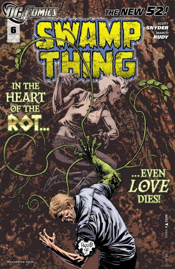Swamp Thing (2011-2015) #6