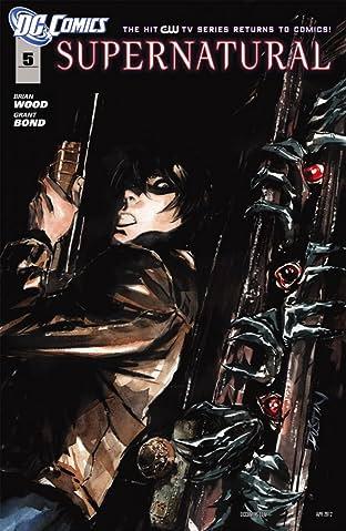 Supernatural (2011-2012) #5 (of 6)