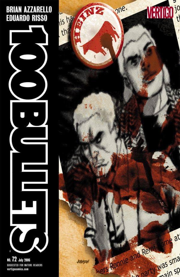 100 Bullets #72