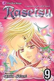 Rasetsu Vol. 9