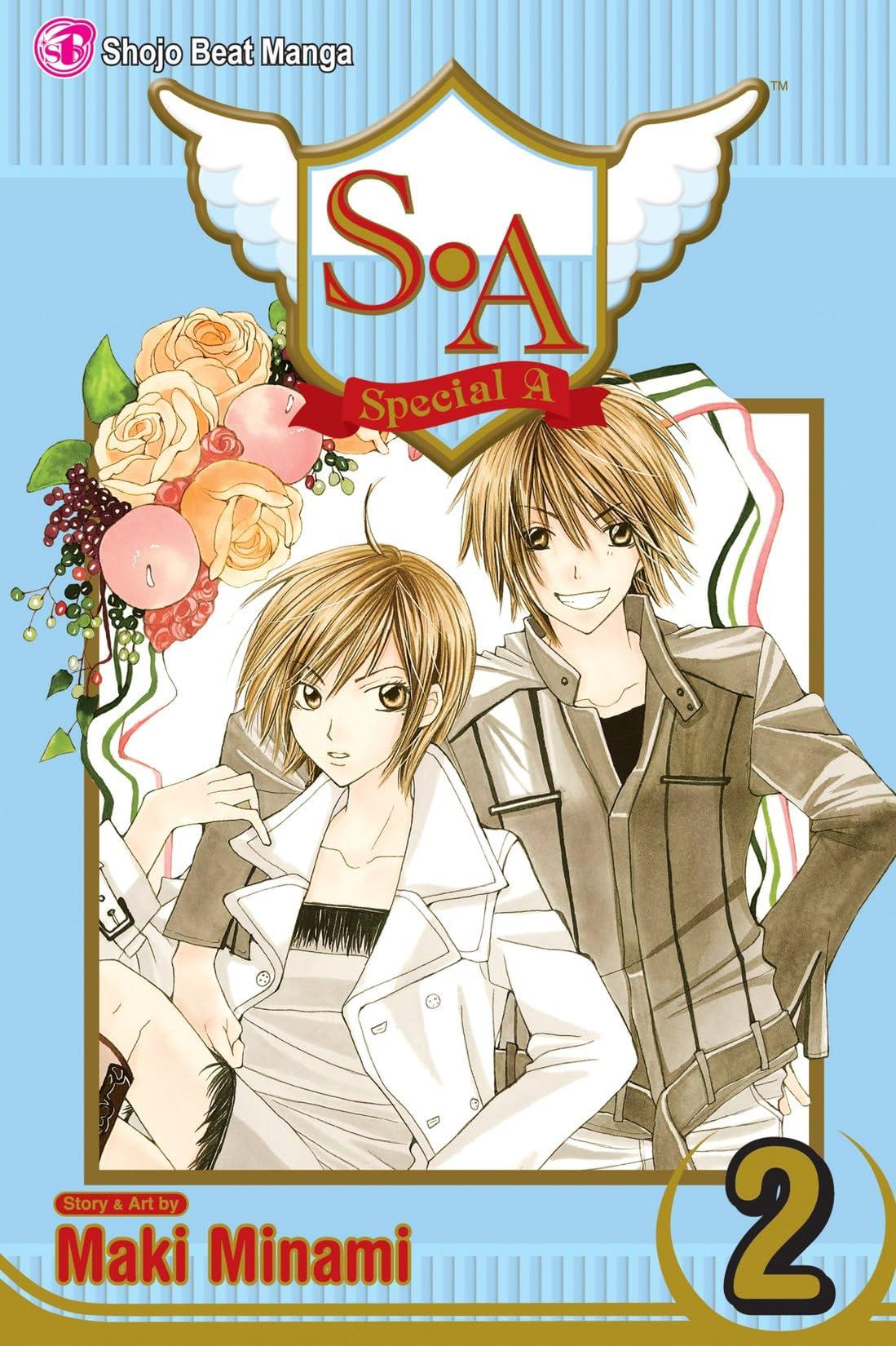 S.A Vol. 2