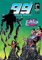THE 99 #3: Arabic