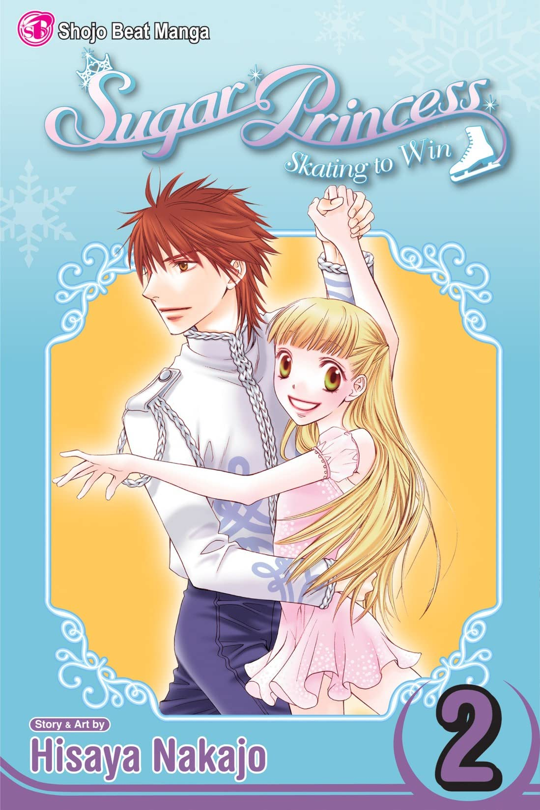 Sugar Princess: Skating To Win Vol. 2