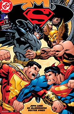 Superman/Batman No.4