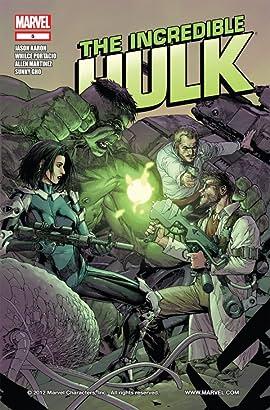 Incredible Hulk (2011-2012) #5