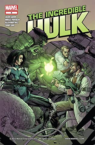 Incredible Hulk (2011-2012) #5