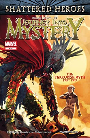 Journey Into Mystery (2011-2013) #634