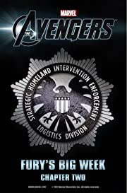 Marvel's The Avengers Prelude: Fury's Big Week #2 (of 8)