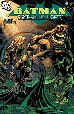 Batman: Gotham Knights #69