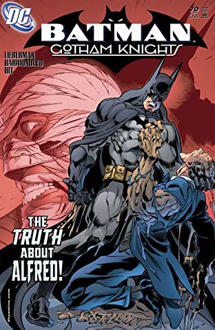 Batman: Gotham Knights #70