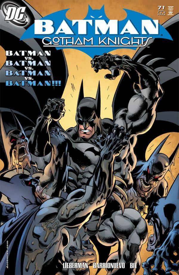 Batman: Gotham Knights #71