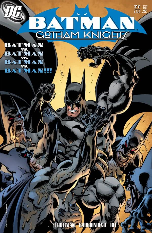 Batman: Gotham Knights #71
