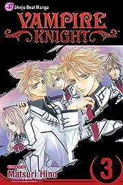 Vampire Knight Vol. 3