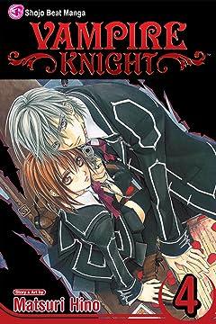 Vampire Knight Vol. 4