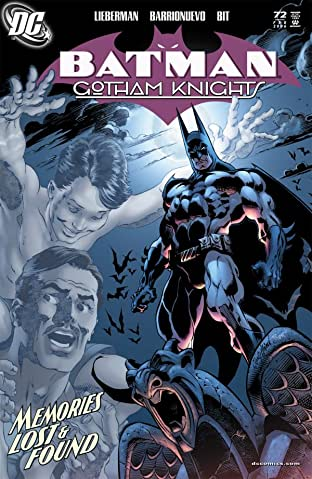 Batman: Gotham Knights #72