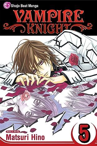 Vampire Knight Vol. 5