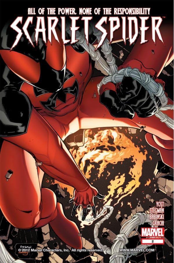 Scarlet Spider (2012-2013) #2