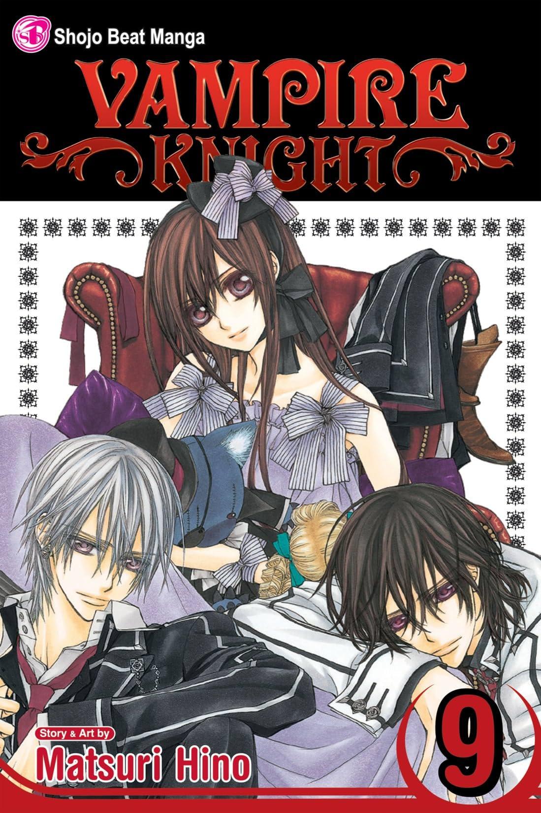 Vampire Knight Vol. 9