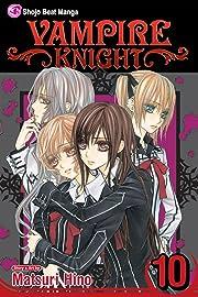 Vampire Knight Vol. 10