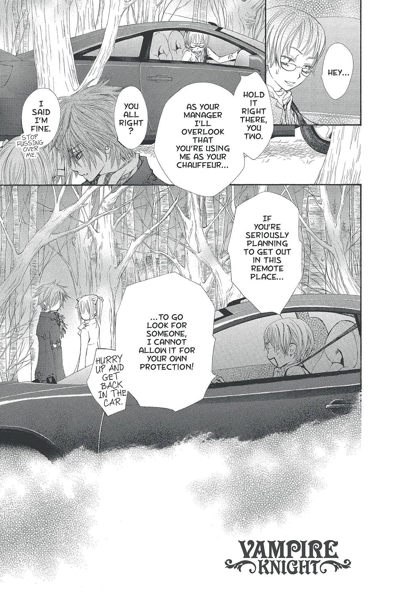Vampire Knight Vol. 11