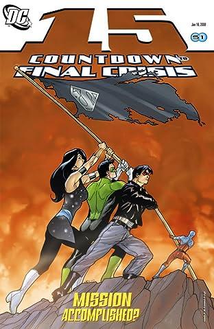 Countdown to Final Crisis #15